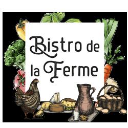 Logo de Bistro de la Ferme